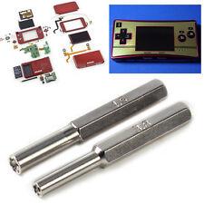 2x 3.8mm + 4.5mm Security Screwdriver Tool Bit Gamebit fit Nintendo NES SNES N64