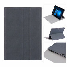 PU Leather Dirt-resistant Folding Stand Folio Case Cover for Chuwi Hi10 Tablet
