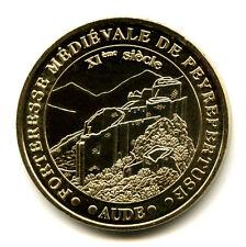 11 DUILHAC-SUR-PEYREPERTUSE Forteresse royale, 2003, Monnaie de Paris
