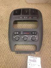 2003 Dodge Caravan Heater Control With Ac Used OEM