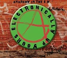 Anarchy in the E.Y. – Eletronically Up Yours CD Digipack 2015 SPOCK S.P.O.C.K.