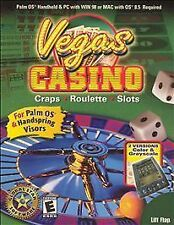 Vegas Casino Games Volume 1: Table Games for Palm OS - PC/Mac by Global Star So