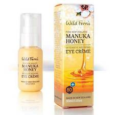 Wild Ferns New Zealand Manuka Honey Intensive Refining Eye Creme, Natural 30ml