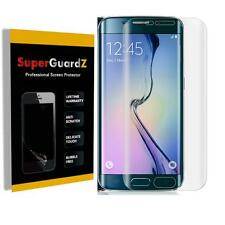 2X Clear Curved Screen Protector Shield Film For Samsung Galaxy S6 Edge+ Plus