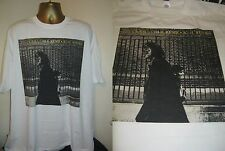 NEIL YOUNG- AFTER THE GOLD RUSH-1970 ALBUM ART PRINT T SHIRT-WHITE- EXTRA LARGE