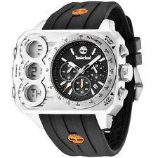 TIMBERLAND HT3 MENS CHRONOGRAPH WATCH TBL13673JS/02S RRP $295.95 Special offer