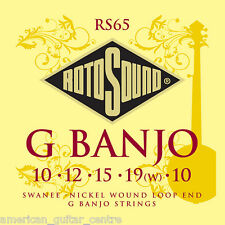 Rotosound RS65 5 String Banjo Strings