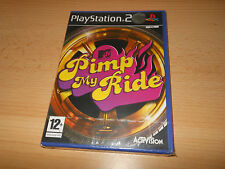 Pimp My Ride PS2 new sealed