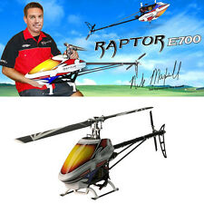 Thunder Tiger 4761-K20 Raptor E700 V2 Flybarless Helicopter Kit : Nick Maxwell