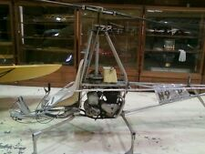 "PLANS to build The Flying Triumph experimental helicopter ""Choppy"" Hobbycopter"