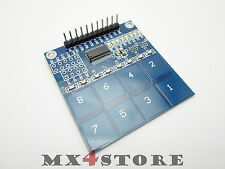 8 Tasten Channel Capacitive Touch Switch Sensor Module Digital TTP226 449