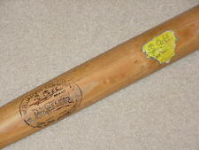 Ty Cobb W B Jarvis Professional Model Game Bat 1912-14 Detroit Tigers HOF