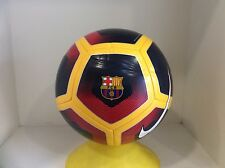 Nike Barcelona Soccer Ball Red Yellow and Blue Size 5