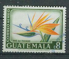 Guatemala Briefmarken 1967 Blumen Mi.Nr.774
