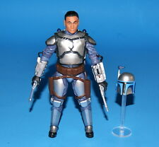STAR WARS BLACK SERIES 15 JANGO FETT 6 INCH LOOSE COMPLETE