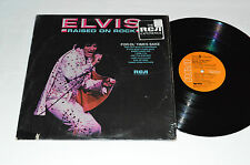 ELVIS PRESLEY Raised On Rock LP APL1-0388 RCA Orange Label MADE IN CANADA VG+/VG