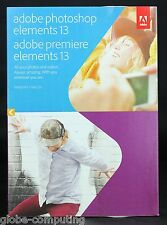 Adobe Photoshop et Premiere Elements 13 windows & mac 65237749