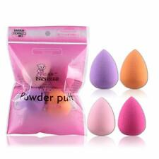 4pcs Pro Beauty Flawless Makeup Blender Foundation Puff Multi Shape Sponges NICE