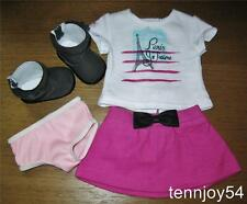 """American Girl Grace Thomas 18"""" Doll Meet Outfit Not sold Separately New"""