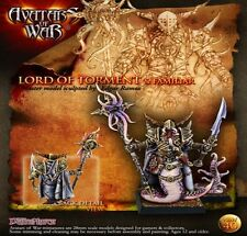 Avatars of War Lord of Torment & Familiar Chaos Sorcerer Daemon Herald BNIB