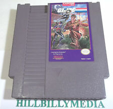 G.I. Joe: The Atlantis Factor (Nintendo) 1992 good condition NES game FREE SHIP