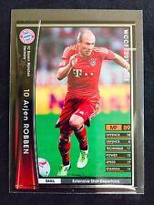 2012-13 Panini WCCF # 123 Arjen Robben Bayern Munich card