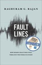 Fault Lines: How Hidden Fractures Still Threaten the World Economy-ExLibrary
