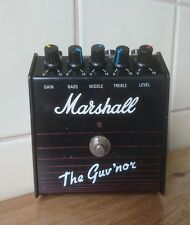 Marshall  The Guv'nor  Guvnor  MK1 Distortion Overdrive Gary Moore sound vintage