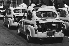 Fiat Abarth 1000 TC Corsa racing 1960s – ABARTH 1000TC paddock circuit photo