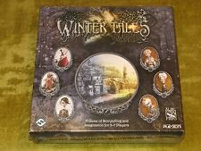 Winter Tales NEW SW Fantasy Flight storytelling boardgame fairy tale characters