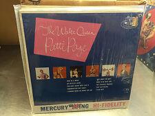 Patti Page The Waltz Queen vinyl LP EX 1958 Mercury in Shrink