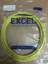 3M Solid Cat6 Excel Ethernet RJ45 Cable LAN Network Data Broadband Modem PC Lead