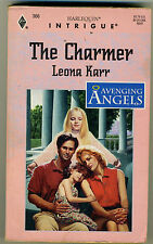 Harlequin Intrigue #366 The Charmer  by Leona Karr (1996) (Avenging Angels 3)