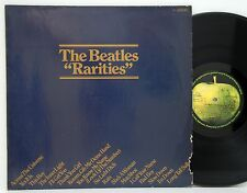 Beatles          Rarities          Apple         NM  # P
