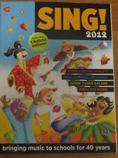 ABC - The Sing Book 2012 - BRAND NEW