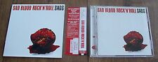 SADS Sad Blood Rock'n'Roll Limited + Analog Jacket jpop jrock Kuroyume Kiyoharu
