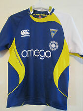 Warrington Wolves 2009 Home Rugby League Shirt Adult Small / 39459