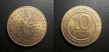 Vème République - Commémoratives - 10 francs millénaire Capétien 1987