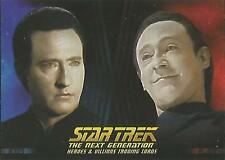 "Star Trek TNG H&V - P4 ""2013 SDCC"" Promo Card"
