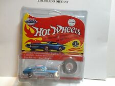 Hot Wheels Vintage Series 1996 Greater Seattle Toy Show Blue Mustang GT