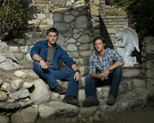 Jared Padalecki & Jensen Ackles (40825) 8x10 Photo