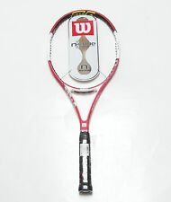 Wilson n-Code Six-One 95 Tennis Racquet