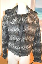 Karl Lagerfeld for Impulse Tweed Jacket Coat size Small **NEW WITH TAGS**