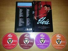 Elvis Presley - Today, Tomorrow, & Forever (4 CD Box Set 2002)