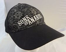 Sons of Anarchy reaper crew cap hat  adjustable snapback