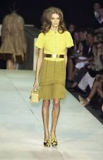 NEW Stunning LOUIS VUITTON at Paris Fashion Week Skirt