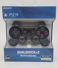 Brand New Sealed Genuine Sony Playstation 3 Wireless Controller Dualshock PS3
