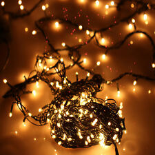 100 LED Lamp Christmas Wedding Party Decor Outdoor Fairy String Light