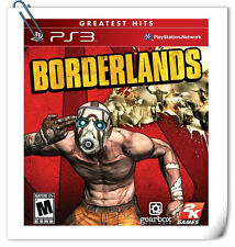 PS3 BORDERLANDS: GAME OF THE YEAR EDITION PlayStation3 Action BACK ORDER