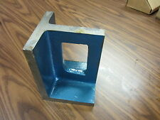 """Universal Right Angle Plate 6x6x8"""" smi-steel castings accurate ground URAP-new"""